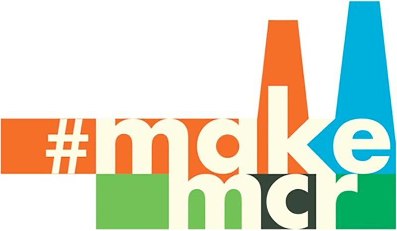 #MakeMCR logo