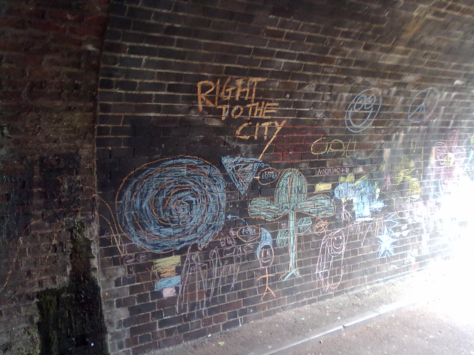 Rights to the city image