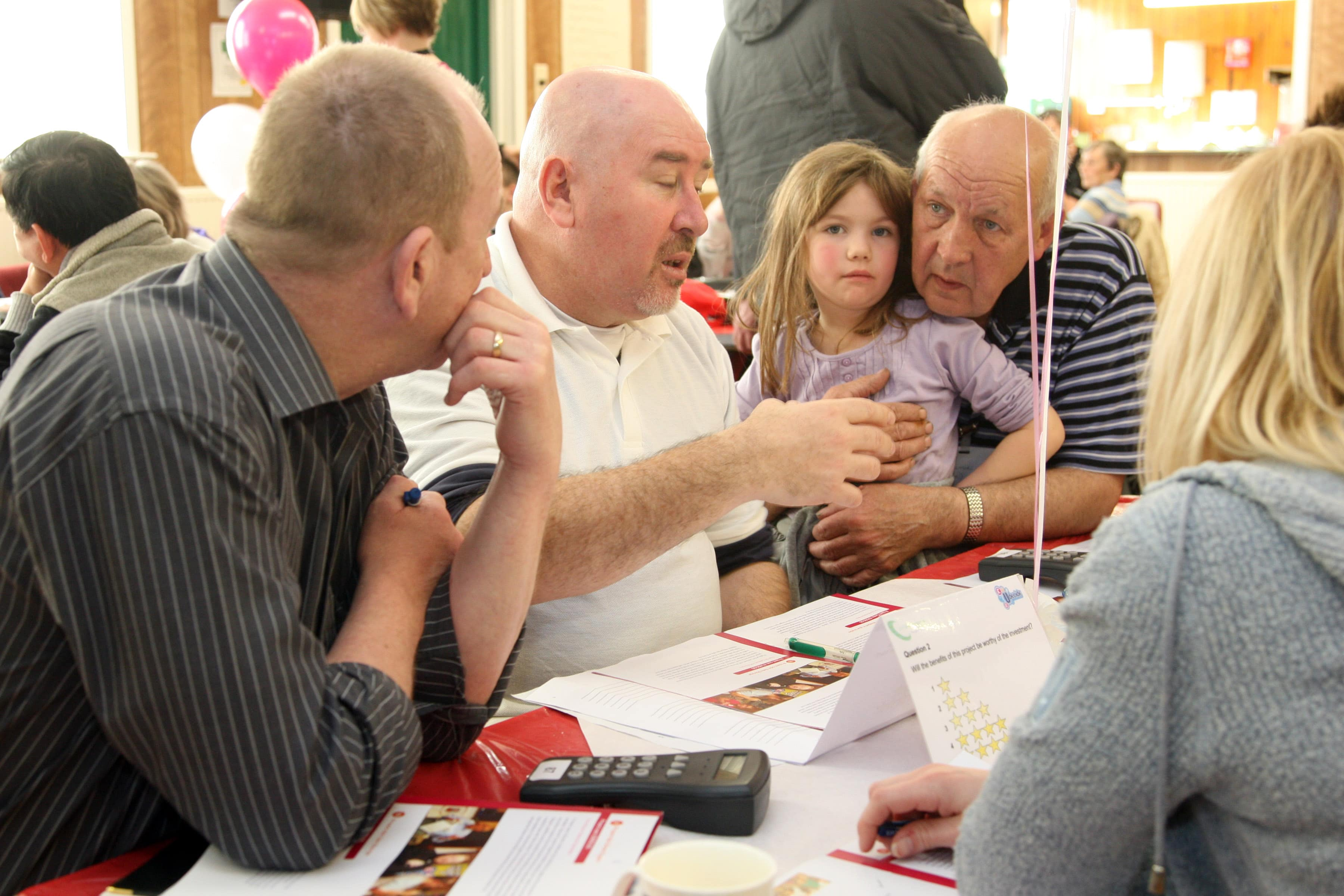 Newcastle Participatory Budgeting