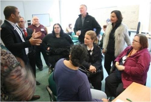 West Midlands Mental Health Inquiry meeting