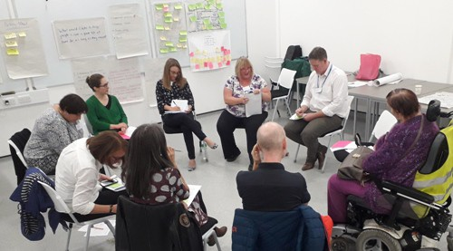 Inquiry in the Challenge of Care at Home – sharing the recommendations, 12th December 2018