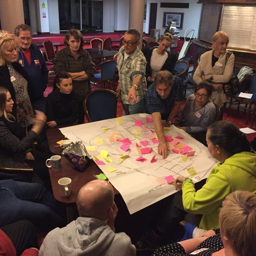 Blackpool Central East (Layton) Health and Wellbeing Inquiry May 2018
