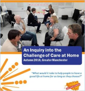 Inquiry in the Challenge of Care at Home – Final Report