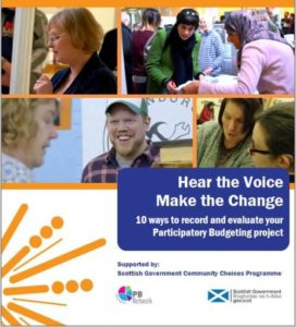 Hear the voice make the change