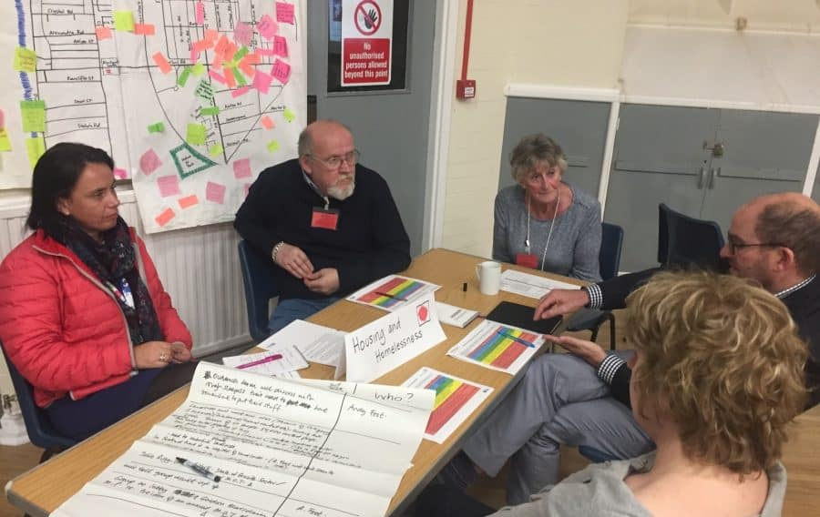 Blackpool Central South Health and Wellbeing Inquiry