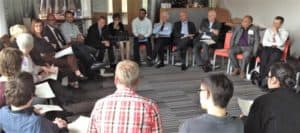 West Midlands Mental Health Commission Citizens Jury discuss their findings