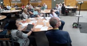 Presentations at Deliberative commissioning