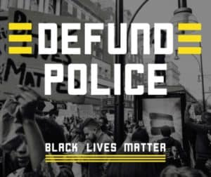 #BLM Defund the Police
