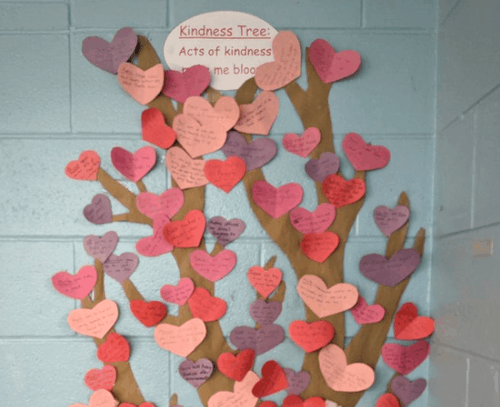 Kindness tree from The Alternative
