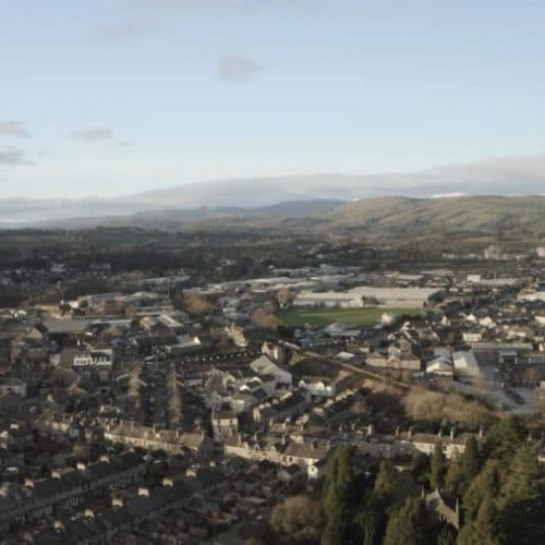 Kendal underlines the importance of community-led climate action